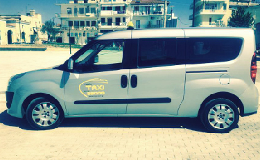 Transfers Unique Greek Tours: special needs van