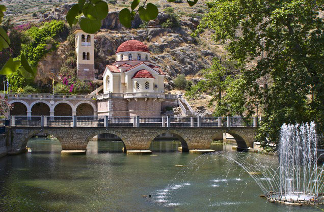 Argos Tour: christian church in argos