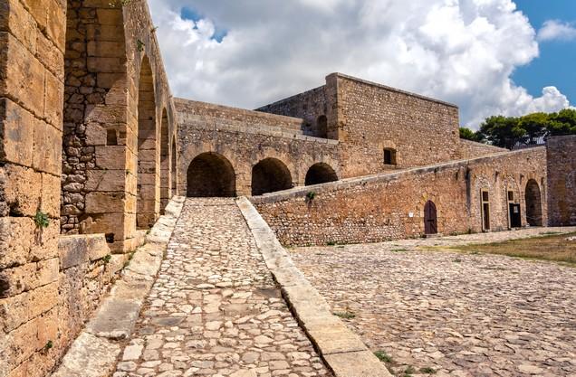 Το Ενετικό Φρούριο της Πύλου στην Πελοπόννησο